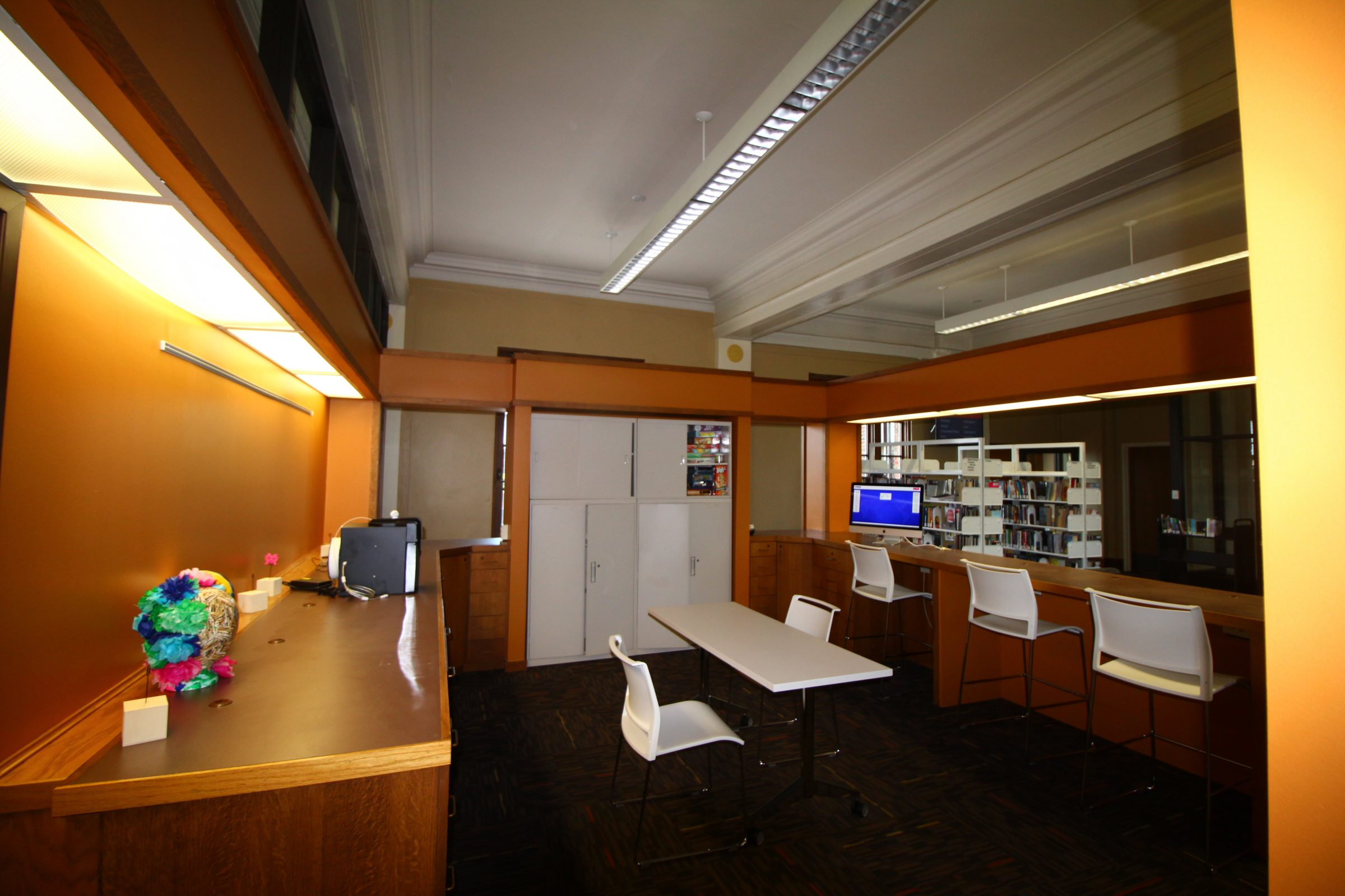 featured image Legler Branch Library YOUmedia Renovations