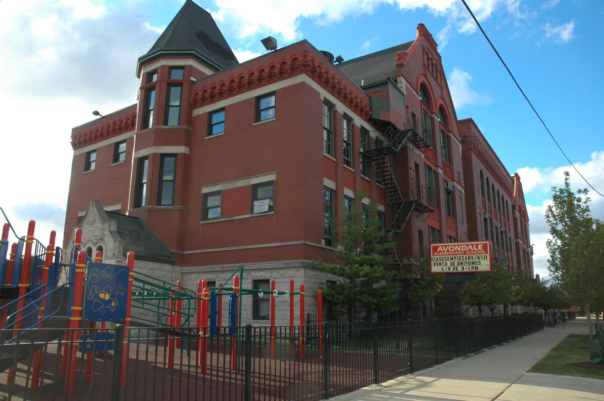 featured image Avondale-Logandale Elementary School
