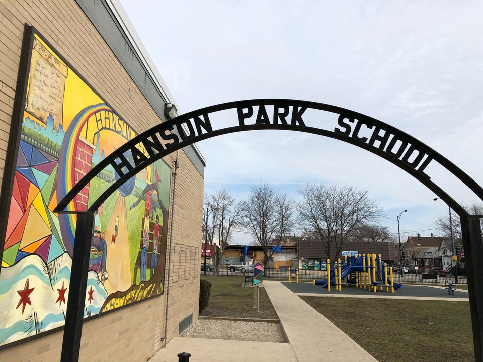 featured image Hanson Park Elementary School