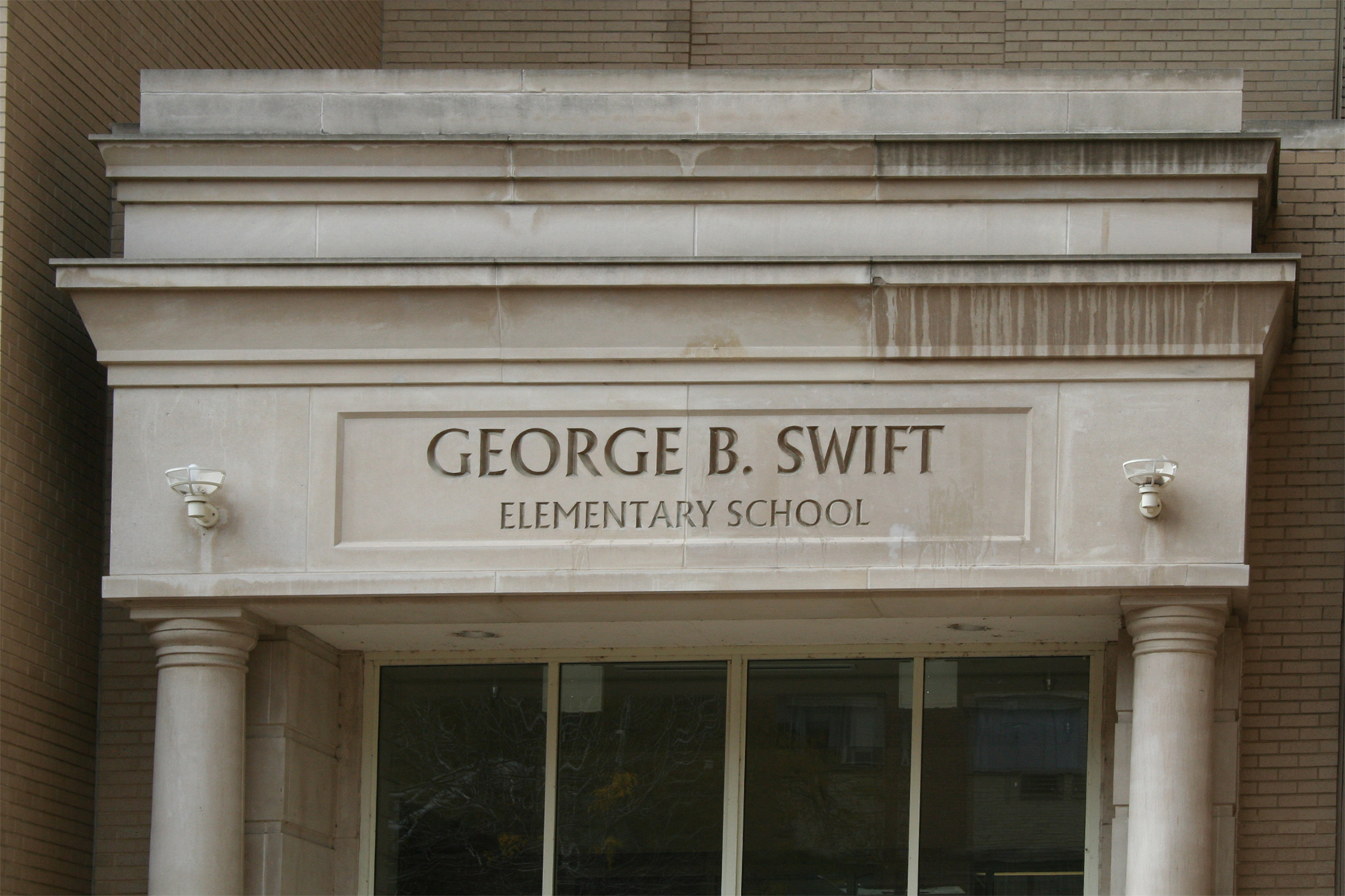 featured image George B. Swift Specialty School