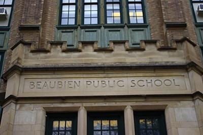 featured image Jean Baptiste Beaubien Elementary School