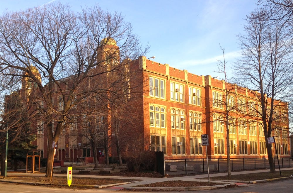 featured image John B. Murphy Elementary School