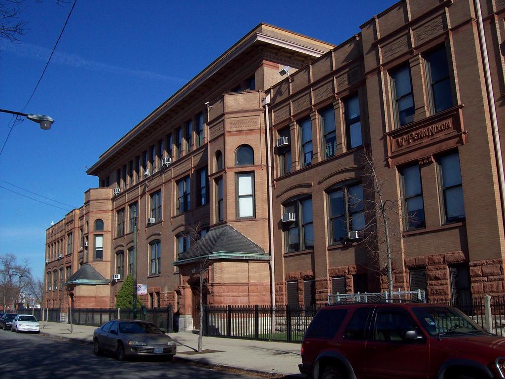 featured image William P. Nixon Elementary School