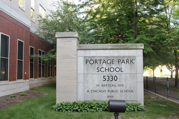 featured image Portage Park Elementary School