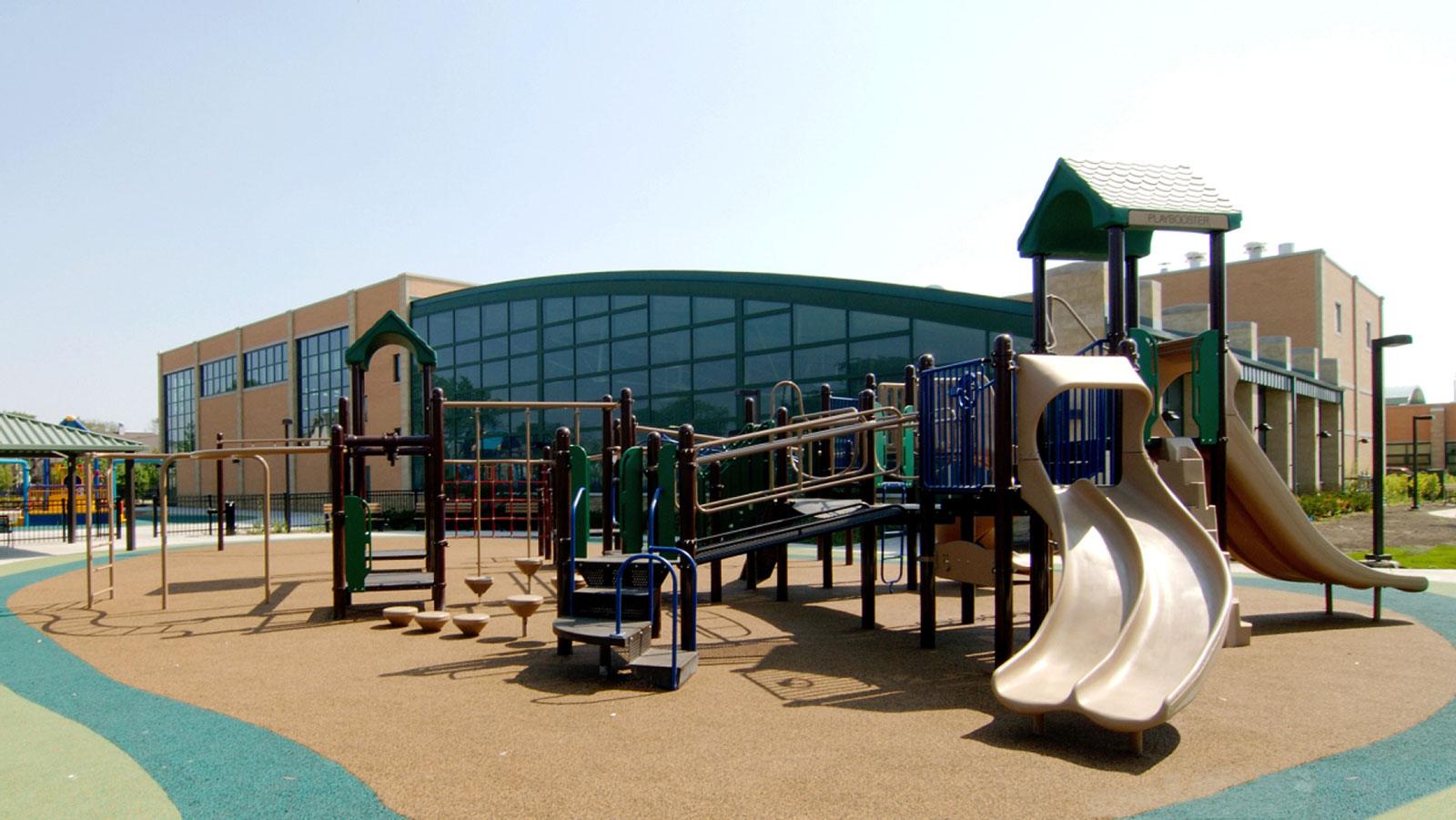 Fosco Park Facility Rehabilitation Pbc Chicago