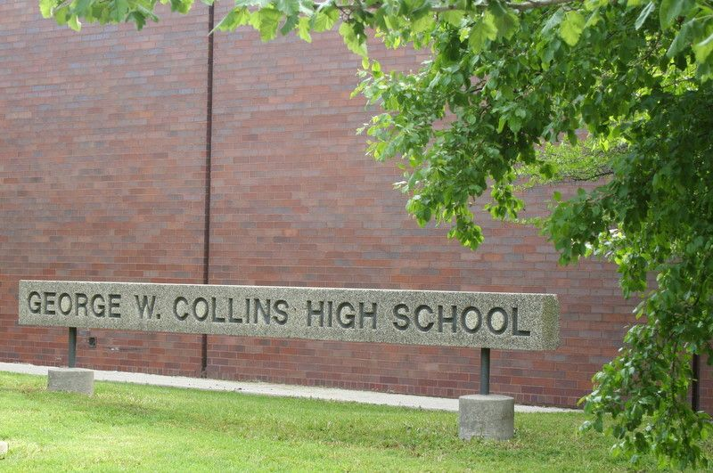 featured image George W. Collins High School