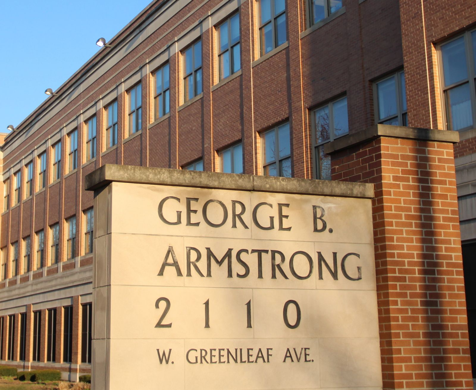 featured image George Armstrong International Studies Elementary School