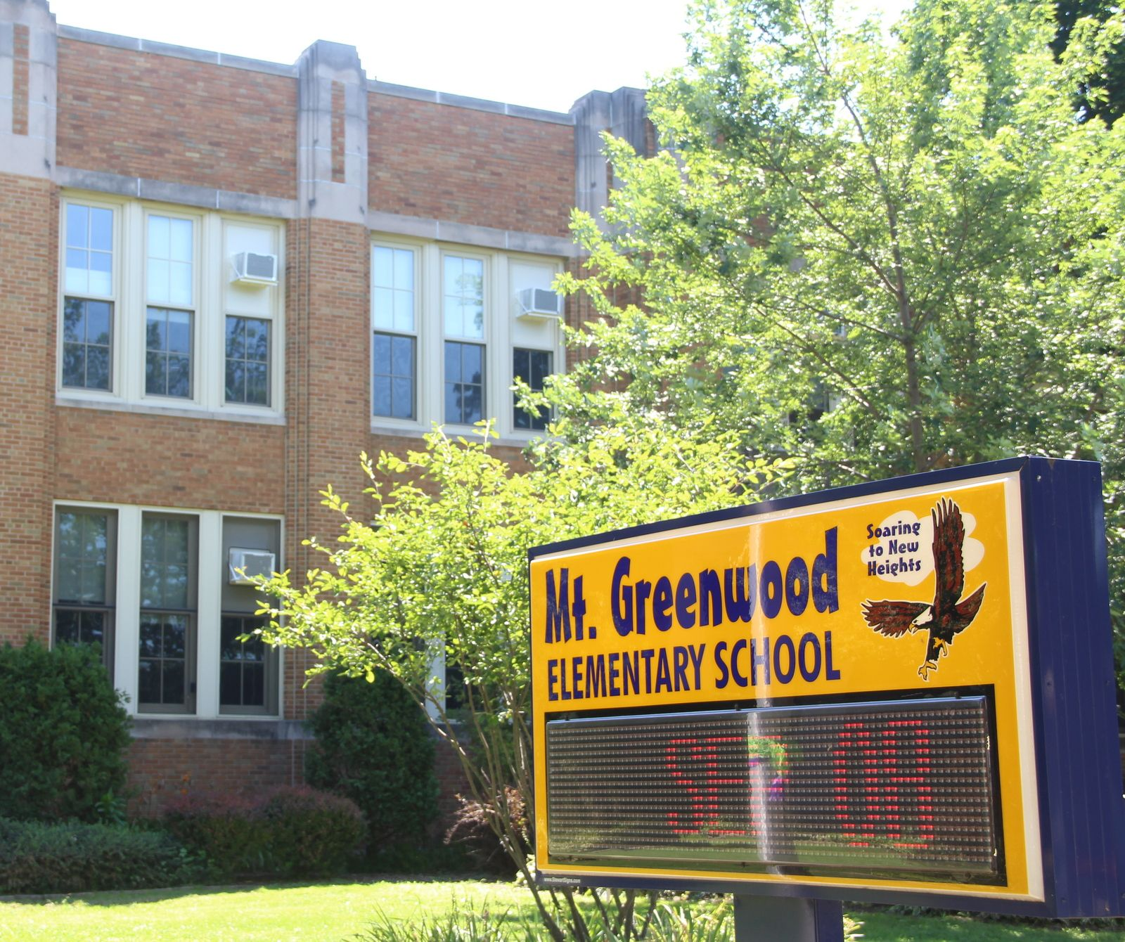 featured image Mount Greenwood Elementary School
