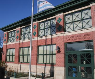 featured image West Chicago Avenue Branch Library
